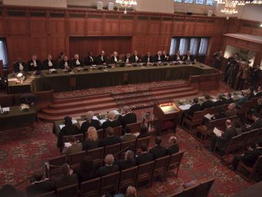 Symbolic Image International Law
